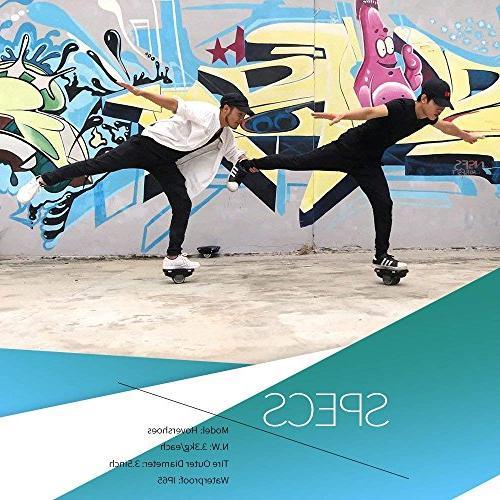 Koowheel One Wheel Hoverboard | Drift Freeline Skate Hover Balance 2272 Dual
