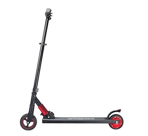 electric scooter kick automatic