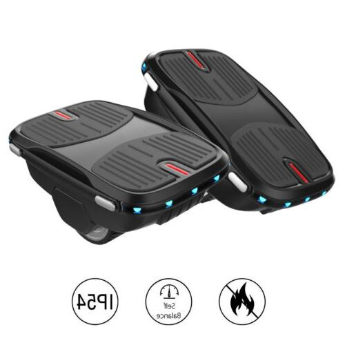 electric self balancing smart hover skate board