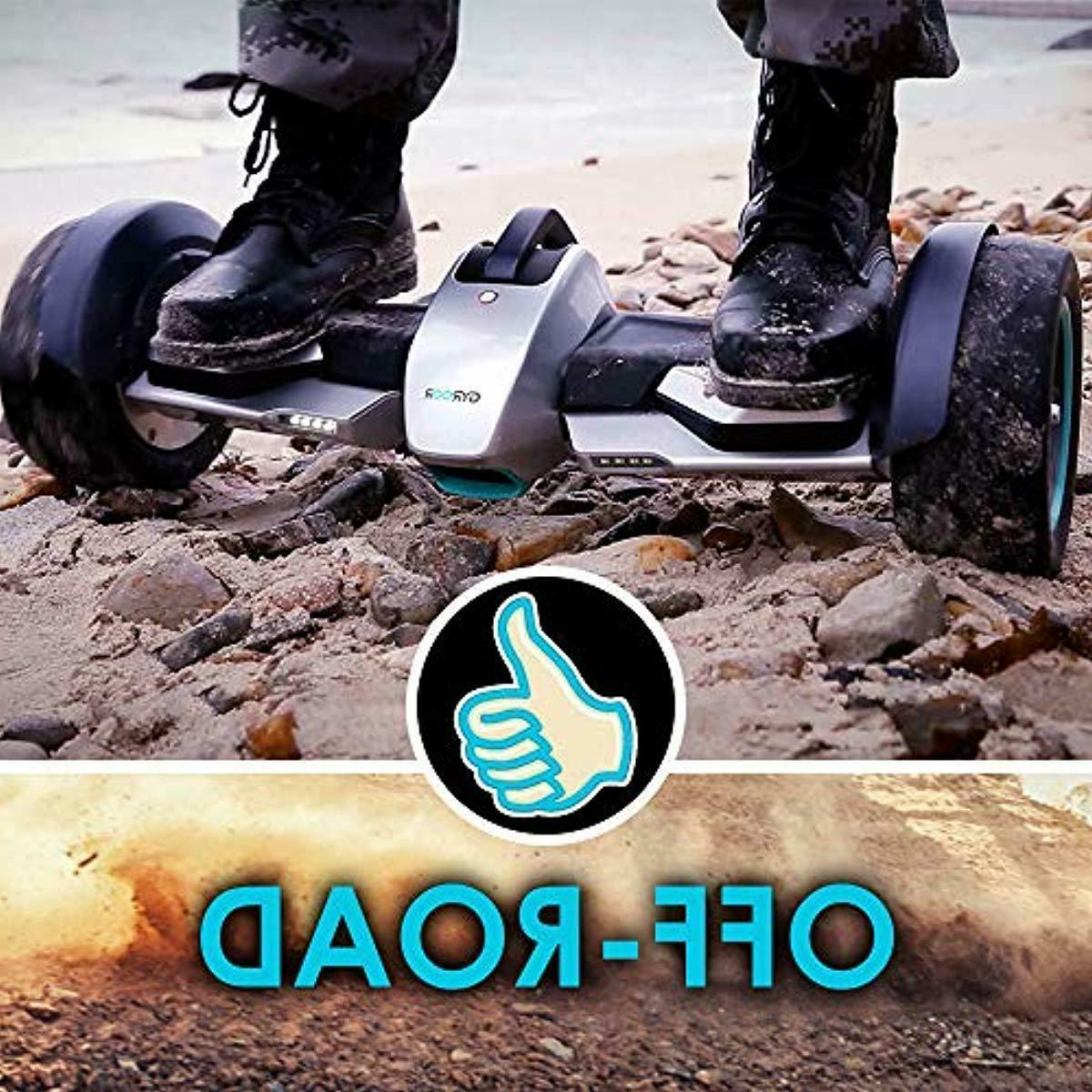"""Gyroor Hoverboard,8.5"""" Certified Hurry"""