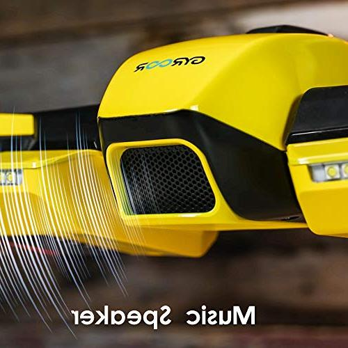 Gyroor G-F1 Fastest Racing Hoverboard with Music and Lights Electric Certified, Scooter for and Adult