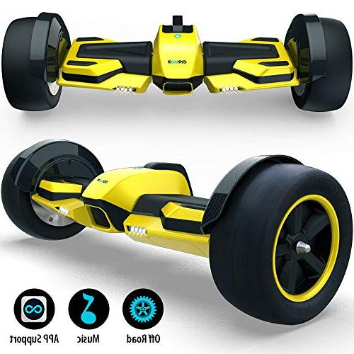 g fastest racing hoverboard