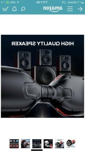 """Gyroor-G2 Cradle Skateboard Electric 8.5"""" Color"""