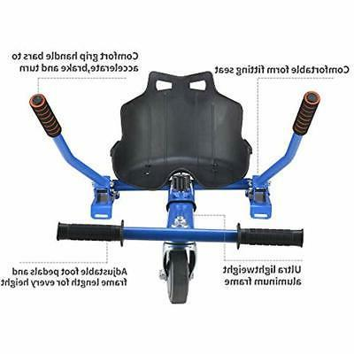 Go Kart, Seat Attachment-Adjustable Ages.Fits