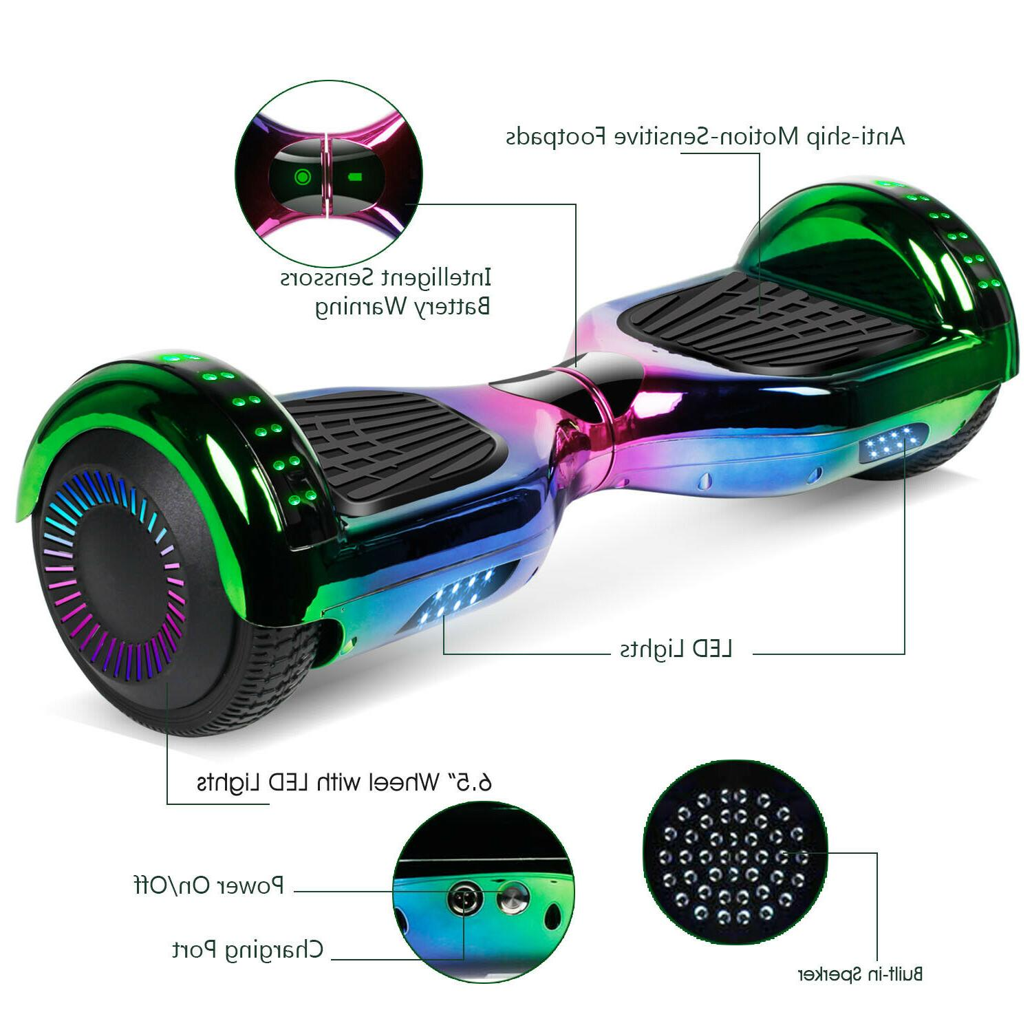 bluetooth hoverboard UL2272 All-Terrain