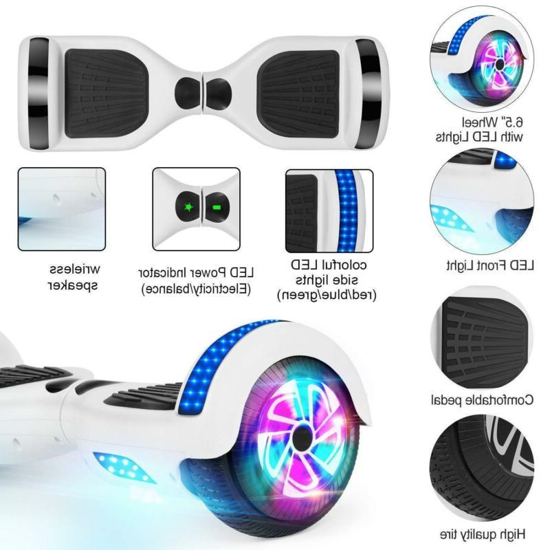 Hoover Board Hoverboard Hoverheart UL2272 Bluetooth All-Terrain