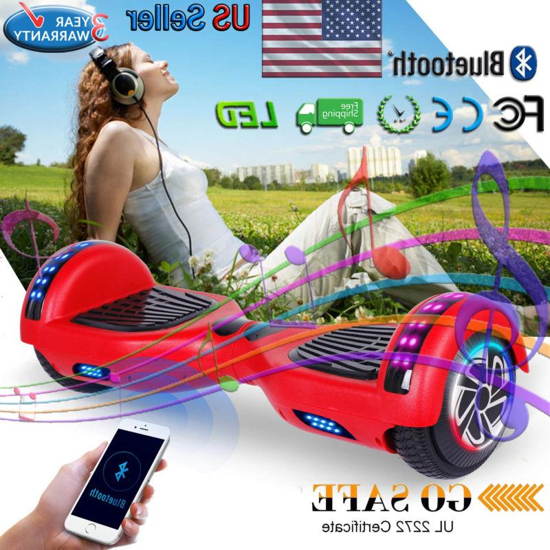 hoover board with bluetooth speaker swagtron hoverboard