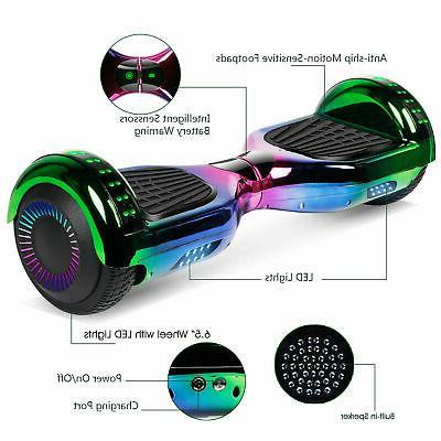 6.5/8.5'' UL2272 Self Balance LED Wheel