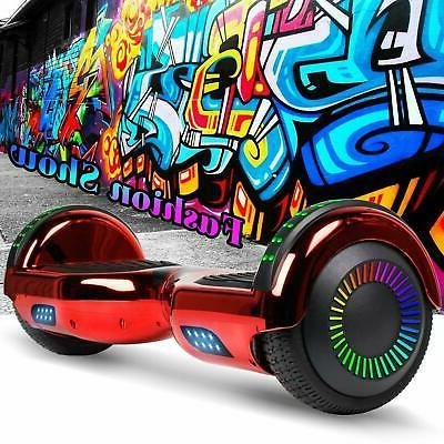 6.5/8.5'' Bluetooth Self Scooter LED Wheel