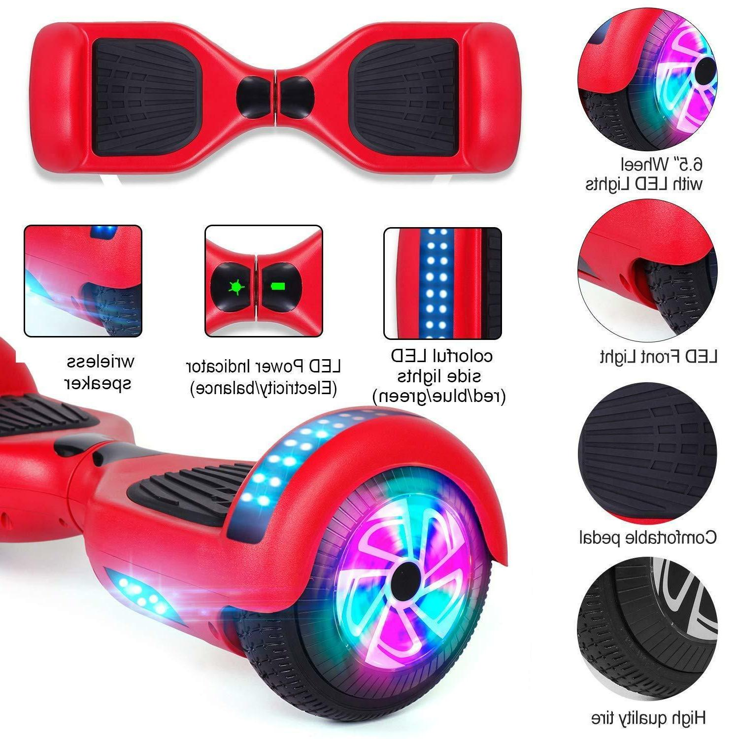 hover board with led hoverheart megawheels self scooter