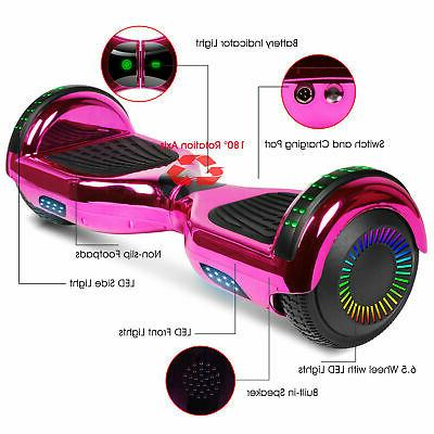 Hover Hoverboard CE Scooter