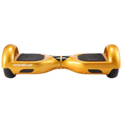 Certified Gold Self Scooter Speaker