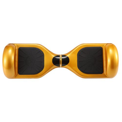 MegaWheels Hover UL2272 Certified Gold Self