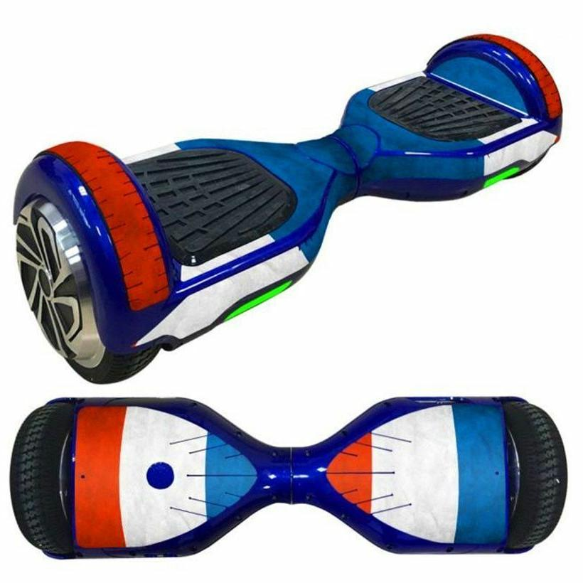 Hover Board Decal Cover Balancing Scooter 2 Wheels Fits