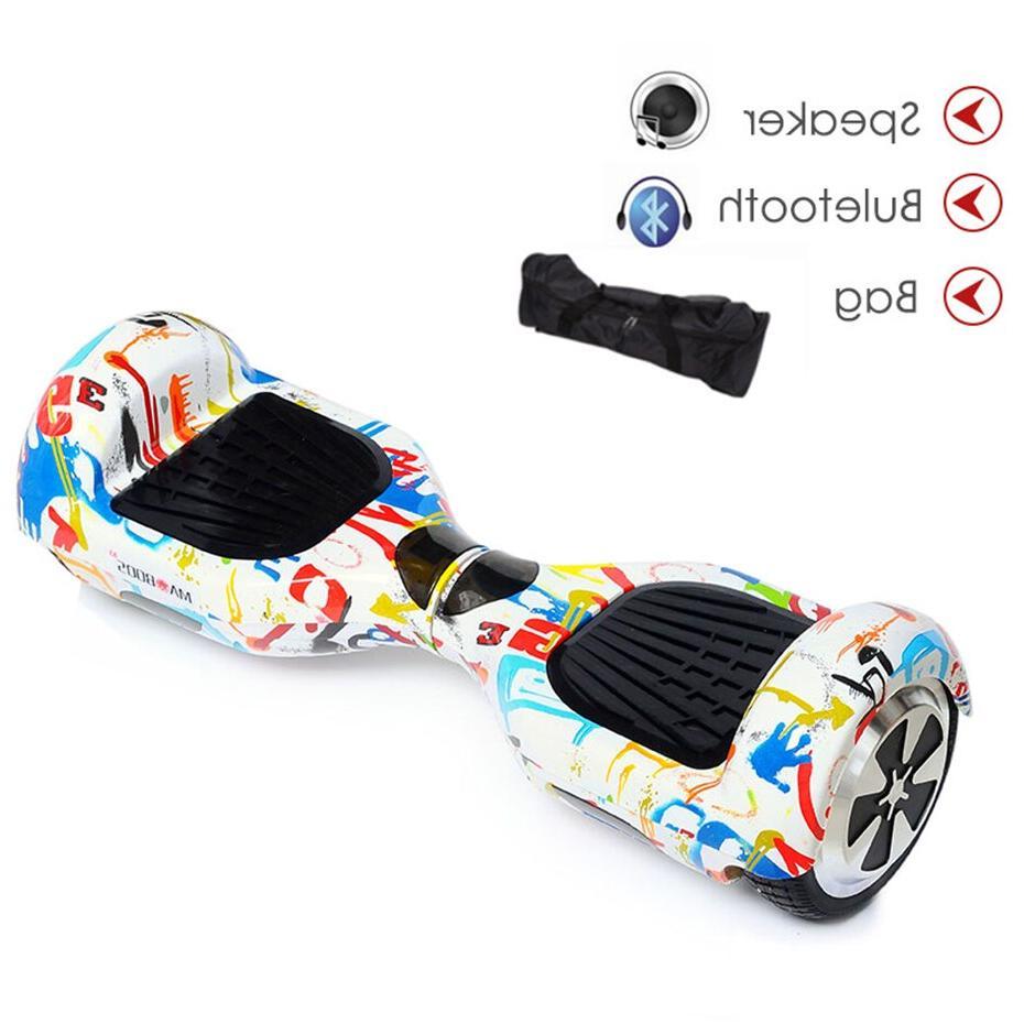 Hoverboard inch Electric <font><b>Hover</b></font> 36V Smart <font><b>Kid</b></font> Skateboard UL2272 Scooter stand