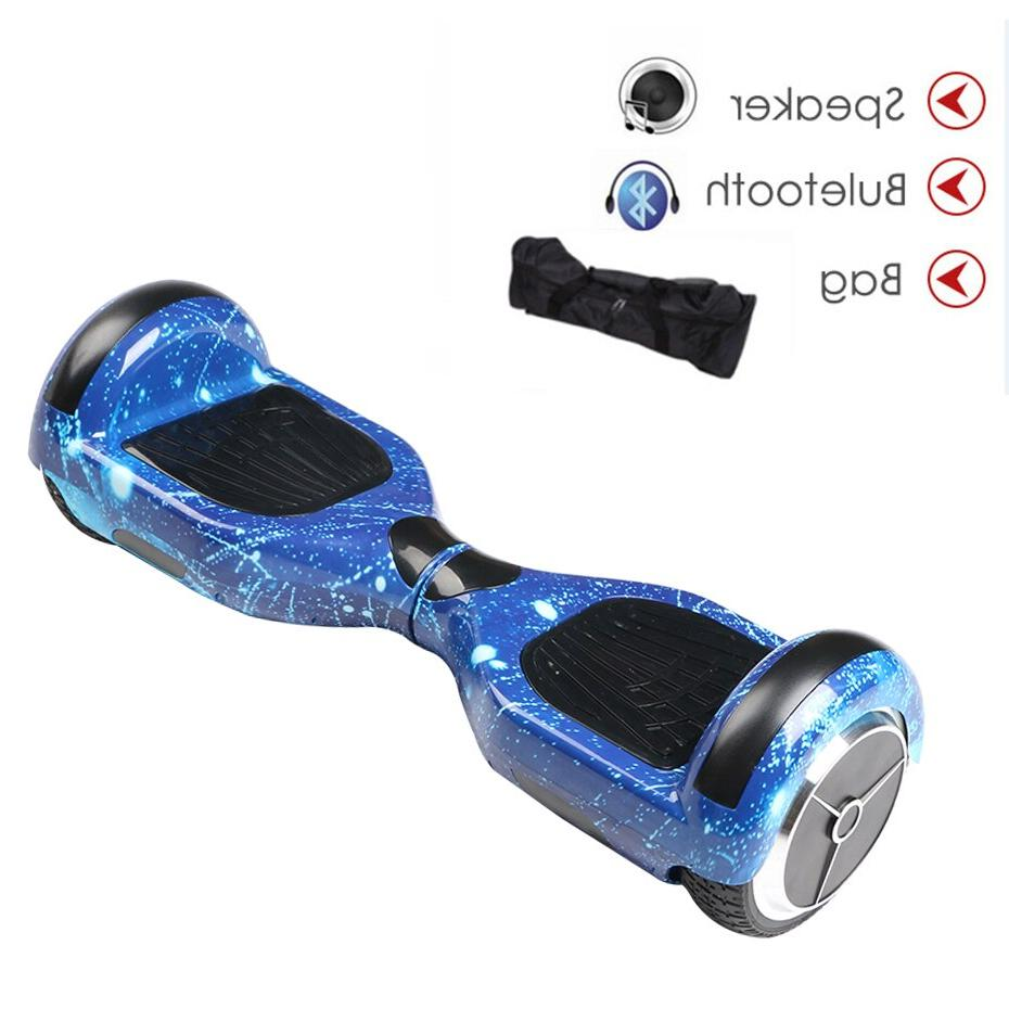 Hoverboard 6.5 inch Electric <font><b>Hover</b></font> Smart <font><b>Kid</b></font> Skateboard Scooter stand Hoverboard