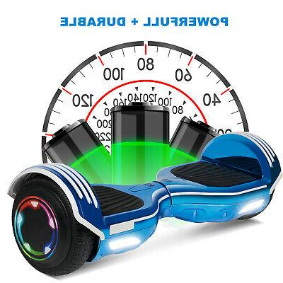 Hoverboard 6.5'' UL2272 Self + Bag For Adult