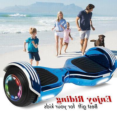 Hoverboard 6.5'' UL2272 Self Balancing Adult