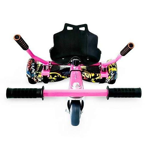 KKA Hoverboard Accessories, Hoverboard Seat Attachment Fits Self Balancing Frame