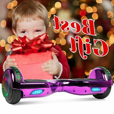 Hoverboard Bluetooth Chrome Electric Without Bag