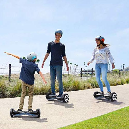 "EYCI Hoverboard Electric Balancing Scooter UL Certified Two 6.5"" Wheel Scooter 250W Dual-Motor Ideal Gift for Kids"
