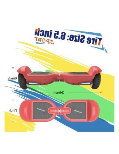 Hoverboard Balancing Hoover Board For no bag Gift