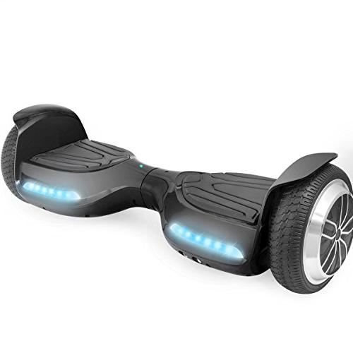 WorryFree Hoverboard- inch Certified Smart Self Balancing Scooter with Built-in Bluetooth