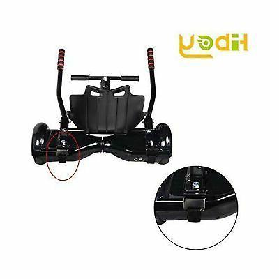 Hiboy Hoverboard Kart Accessories Adjustable Straps Black Eco friendly nylo