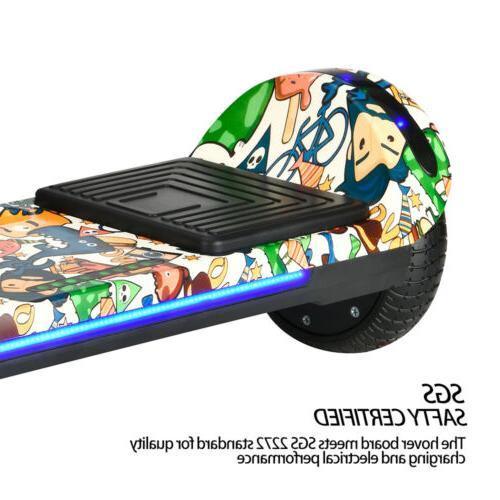"""Hoverboard Electric Scooter 6.5"""" Without"""