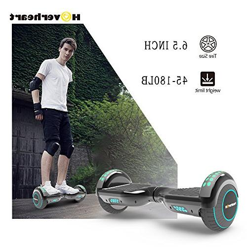 Hoverboard Lithium-Free Balancing Electric UL 2272 Certified, LED