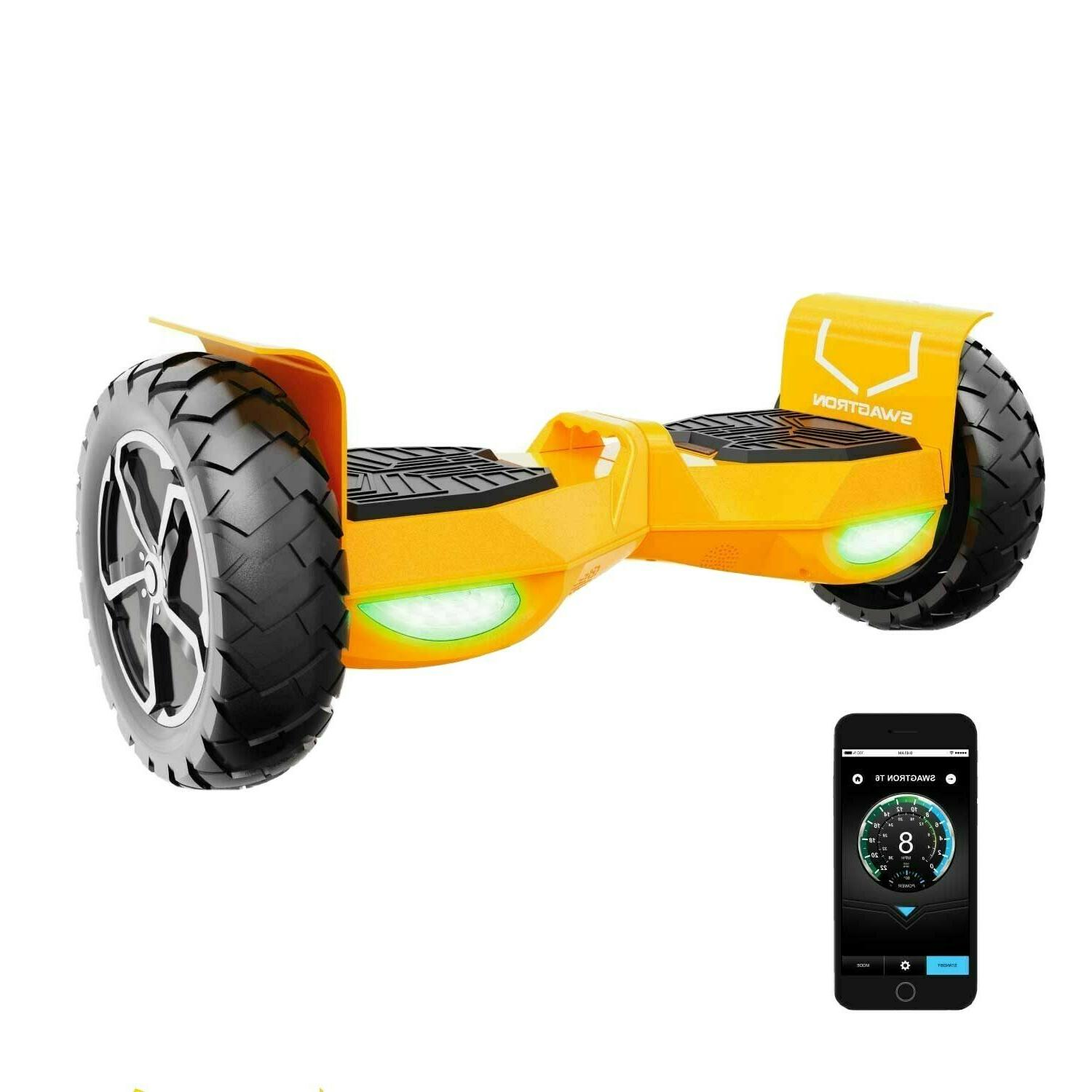 hoverboard off road t6 bluetooth self balancing