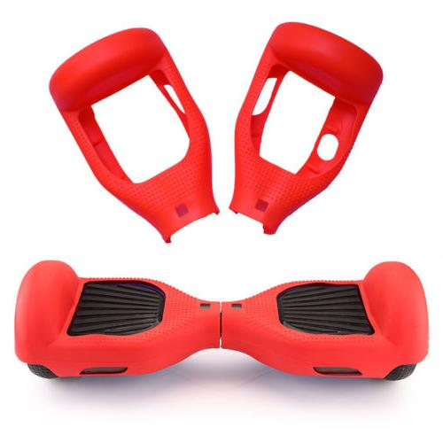 Silicone Protective Hoverboard Scooter For Wheels