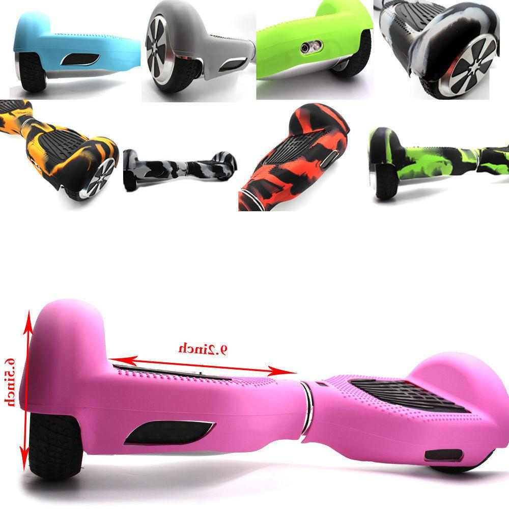"""Hoverboard Cover 6.5"""" Rubber Protective"""