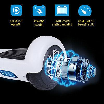 6.5 board Hoverboard Balancing Bluetooth Scooter
