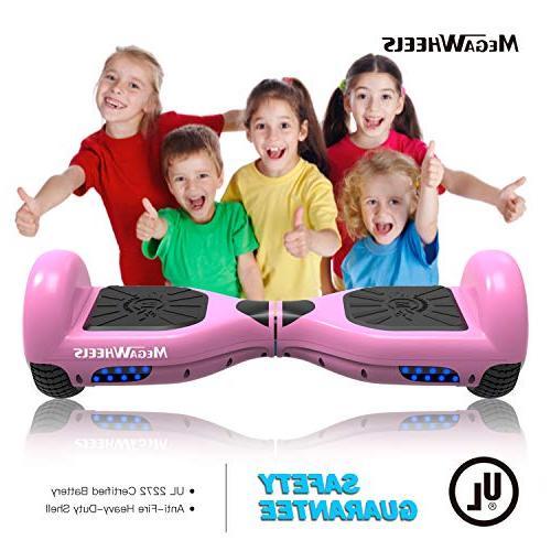 MEGAWHEELS Certified Balancing Board Speaker & Light