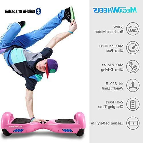 Hoverboard 6.5 inch Two Wheels