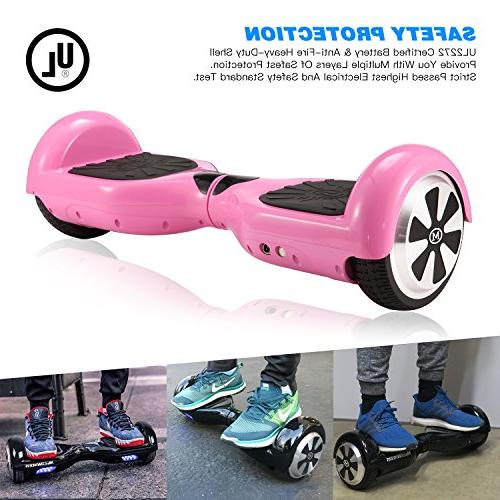 Hoverboard Scooter 6.5 Hover Boards,Without