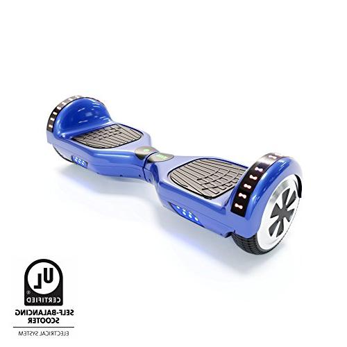 CXInWalk Hoverboard Scooter 2272 with Powerful Cool LED Free