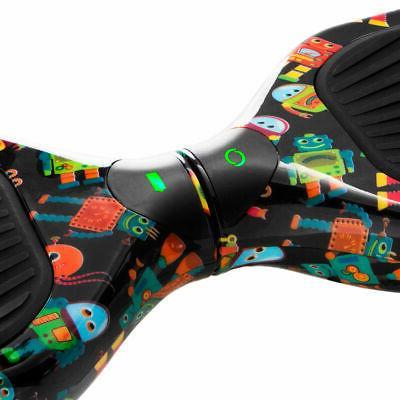 uL Listed Balancing Wheel Smart Hoverboard Black