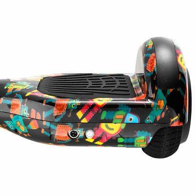 uL Listed Smart Self Hoverboard robtic Black