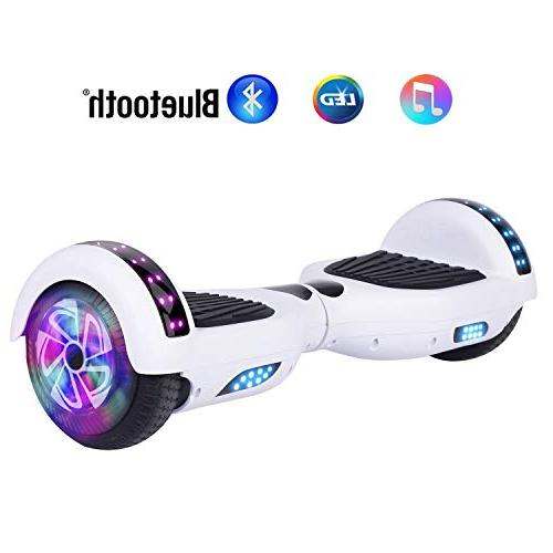 hoverboard smart scooter two wheel