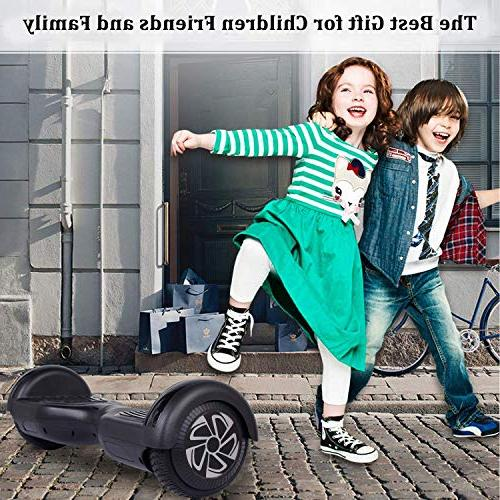 Benedi Balancing Scooter Hover Board Bluetooth and LED
