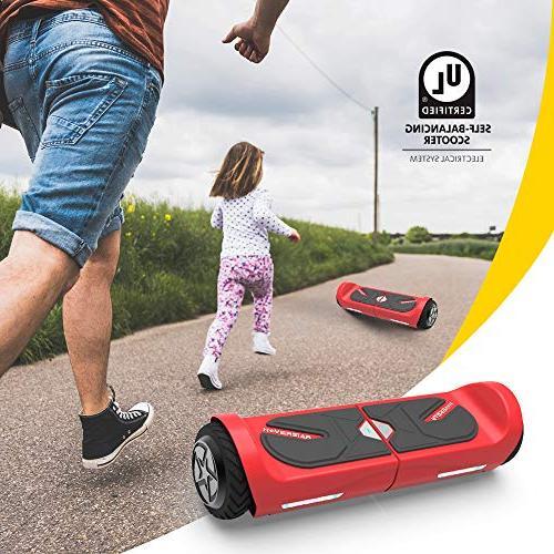 HOVERSTAR Hoverboard Self Balancing UL