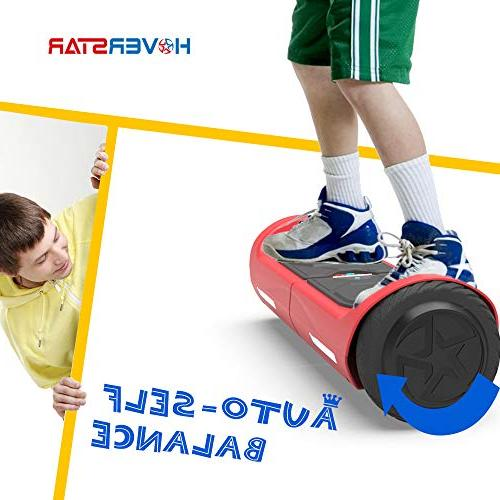 HOVERSTAR Hoverboard Self Electric Scooter UL Certified