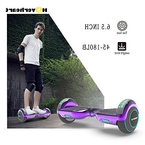 Hoverboard Self Electric Certified, Light