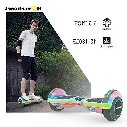 Hoverboard Two-Wheel Electric 2272 Certified, Metallic Light