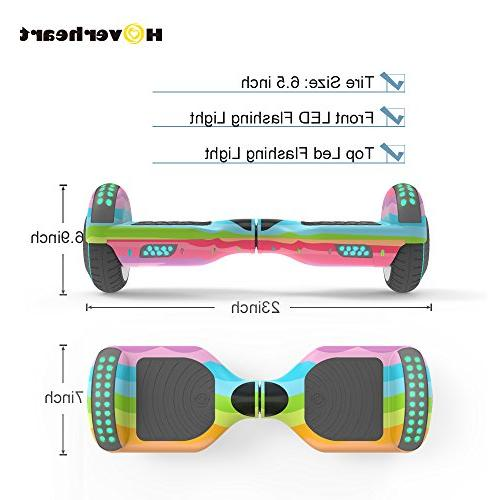 Hoverboard Two-Wheel Balancing Electric Certified, Chrome