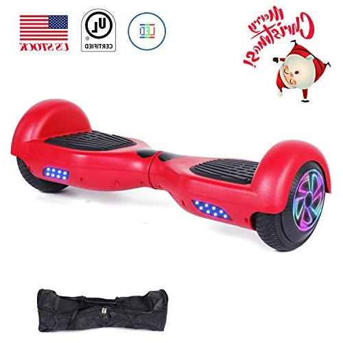 hoverboard two wheel self