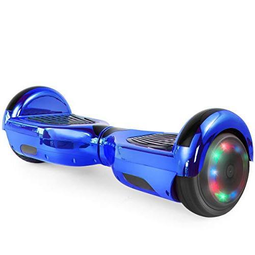 hoverboard ul 2272 certified light