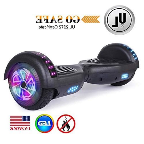 hoverboard ul 2272 certified self